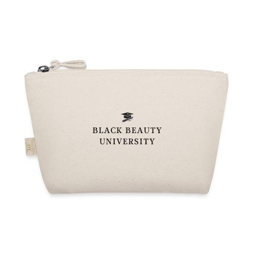 BLACK BEAUTY UNIVERSITY LOGO BLACK - Trousse