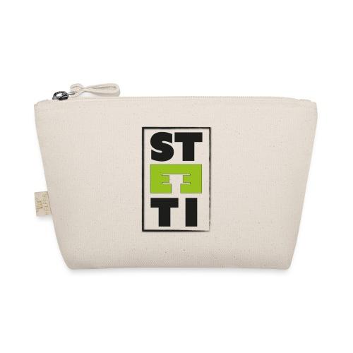 Steeti logo - Liten väska