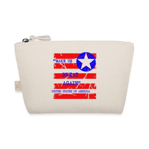 MAKE USG REAT AGAIN - Liten väska