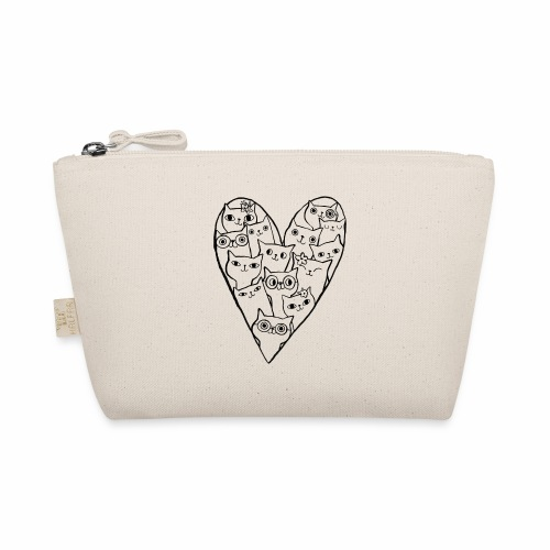 I Love Cats - The Wee Pouch