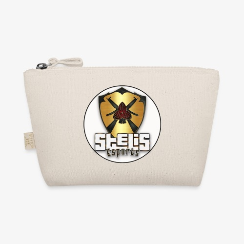 STELIS LOGO ROUND GOLD - The Wee Pouch