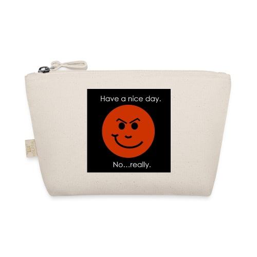 Have a nice day - Små stofpunge