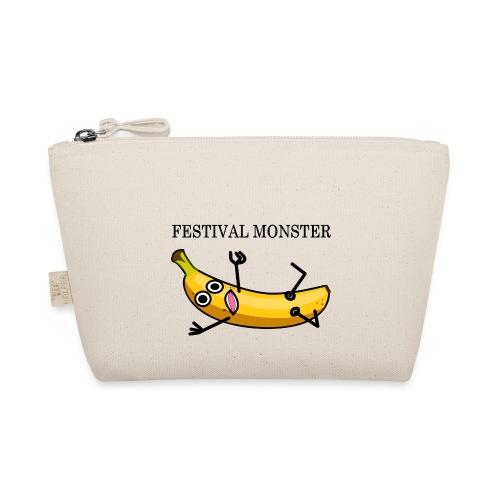 Festival Banane - Täschchen