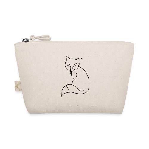 cute fox - Täschchen