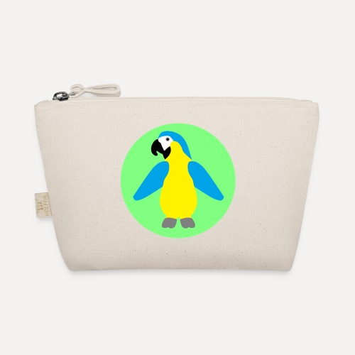 Yellow-breasted Macaw - The Wee Pouch