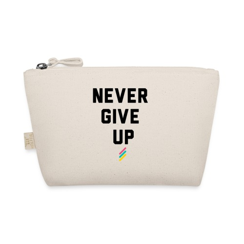 Never give up - The Wee Pouch