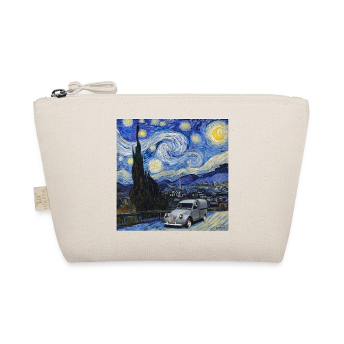 Notte stellata Van Gogh Citroen 2cv furgonette - Borsetta
