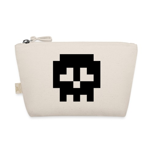 Retro Gaming Skull - The Wee Pouch