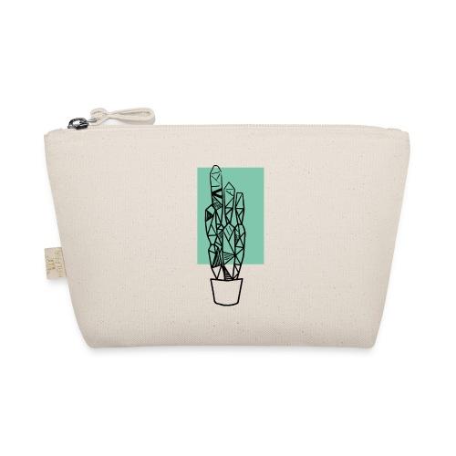 Kleiner Designer Kaktus - Täschchen