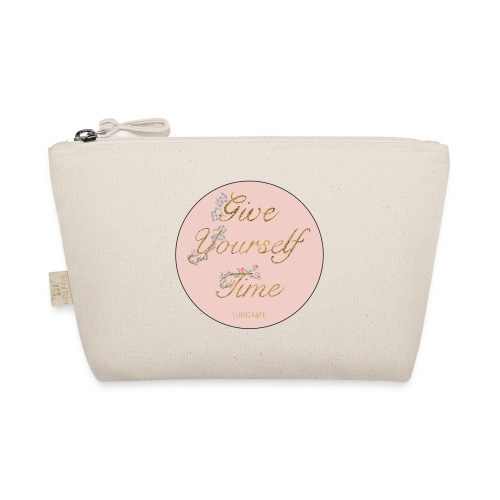 Give Yourself Time - rose - Trousse