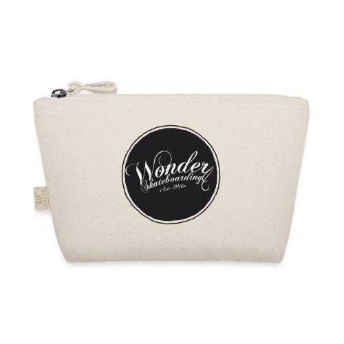 Wonder T-shirt - oldschool logo - Små stofpunge
