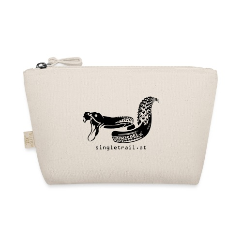 Die Singletrail Snake mit dezenter Web Adresse - Täschchen