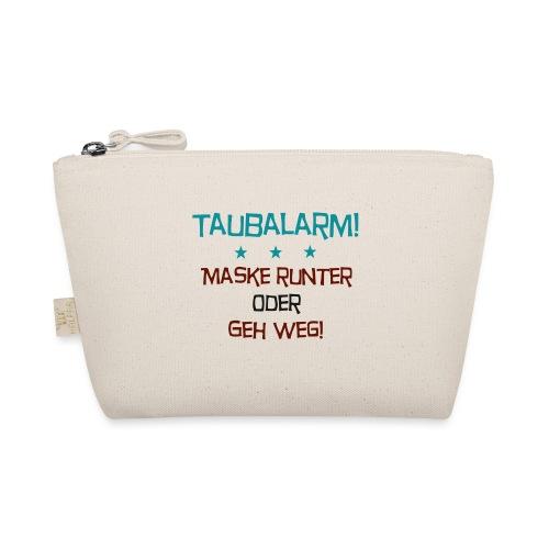 Taubalarm - Täschchen