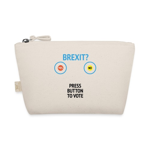 Brexit: Press Button To Vote - Små stofpunge