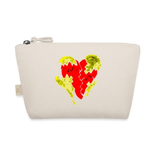 peeled heart (I saw) - The Wee Pouch