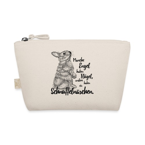 Kaninchen Hasen Zwergkaninchen Engel Liebe - Täschchen