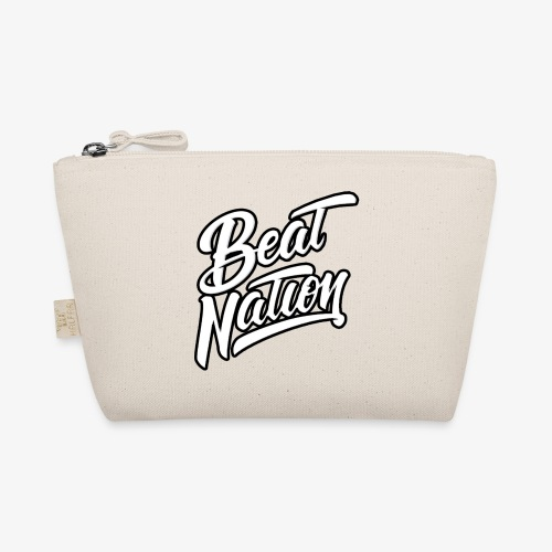 Logo Officiel Beat Nation Blanc - Täschchen