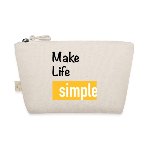 Make Life Simple - Trousse