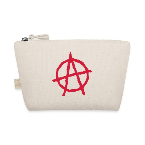 Anarchy Symbol - The Wee Pouch