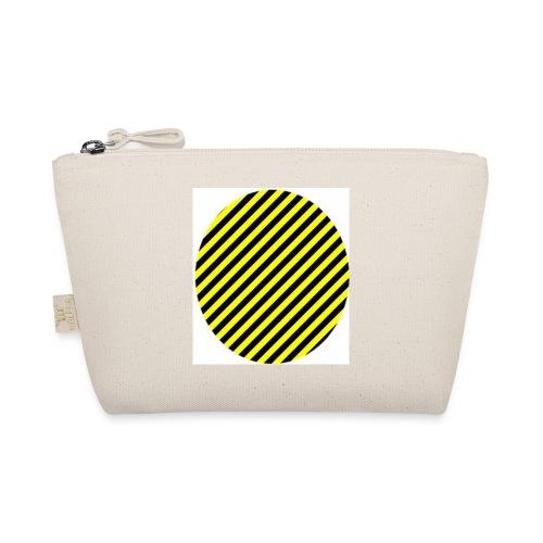 varninggulsvart - Liten väska