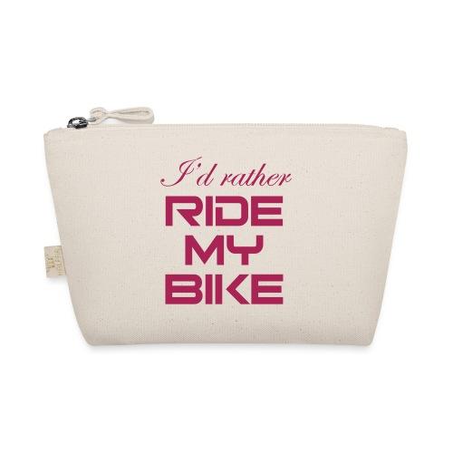 I'd rather ride my bike - Pikkulaukku
