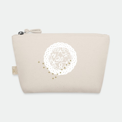 Snowflake Starglitter - The Wee Pouch