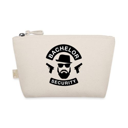 Bachelor Security - JGA T-Shirt - Bräutigam Shirt - Täschchen