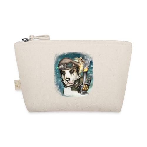 Steampunk Dog #2b - Borsetta