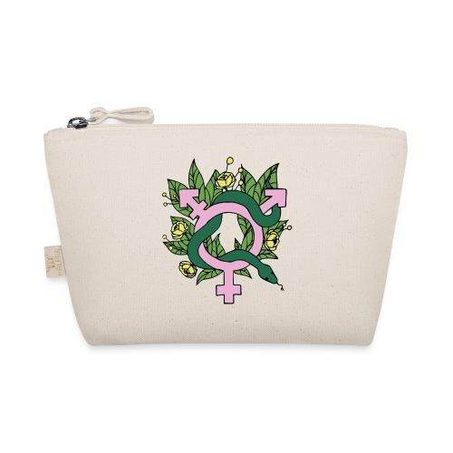 Trans symbol+ snake - Liten väska