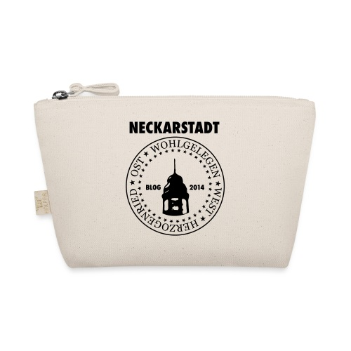 Neckarstadt Blog seit 2014 (Logo dunkel) - Täschchen