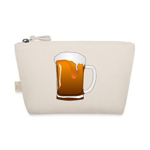 Cartoon Bier Geschenkidee Biermaß - Täschchen
