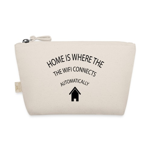 Home is where the Wifi connects automatically - The Wee Pouch