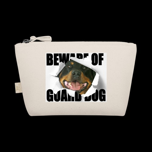 beware of guard dog - The Wee Pouch
