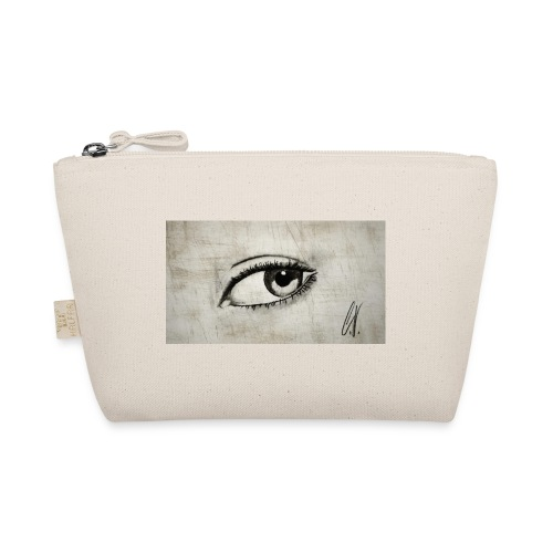 Drawn Eye - Täschchen