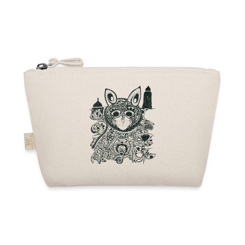 The Heart Is A Golden Fractal - The Wee Pouch