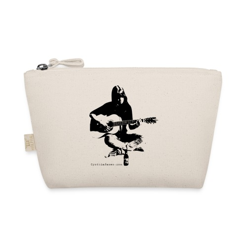 Cynthia Janes guitar BLACK - The Wee Pouch