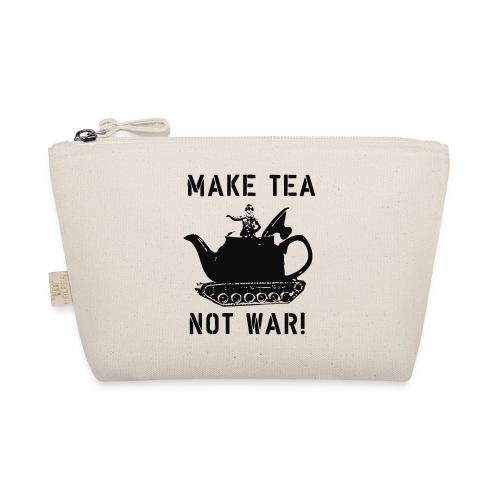 Make Tea not War! - The Wee Pouch
