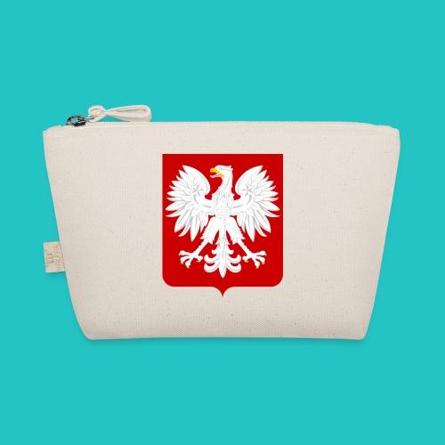 Koszulka z godłem Polski - Kosmetyczka