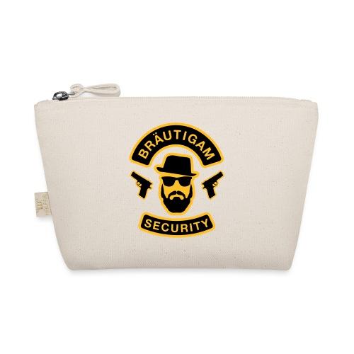 Bräutigam Security - JGA T-Shirt - Bräutigam Shirt - Täschchen