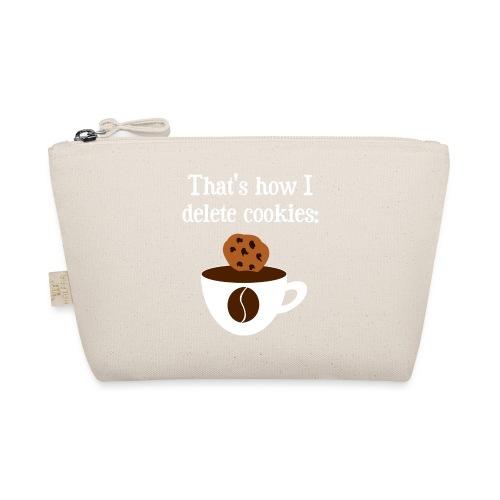 Cookies Kaffee Nerd Geek - Täschchen