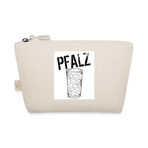 Pfalzshirt mit Dubbeglas, weiß - Täschchen