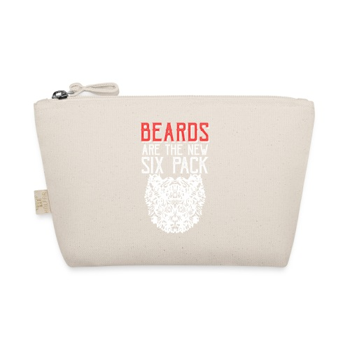 BEARDS ARE THE NEW SIXPACK - Bart Sixpack - Täschchen