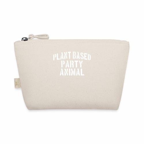 Plant Based Party Shirt Veganer T-Shirt Geschenk - Täschchen