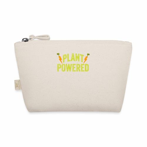 Plant Powered T-Shirt Veganer T-Shirt Geschenk - Täschchen