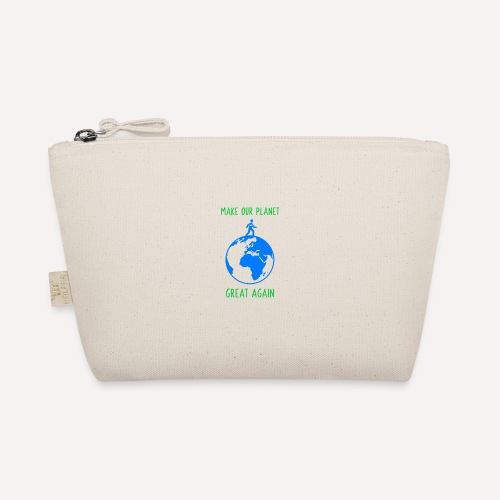 Make Our Planet Great Again, Less Pollution Action - The Wee Pouch
