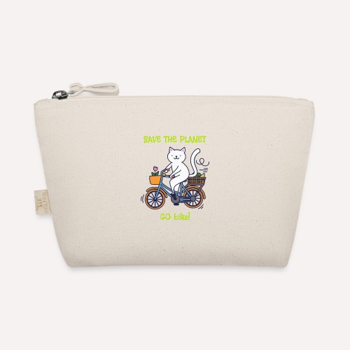 Caring About Climate? Save The Planet Go Bike! - The Wee Pouch