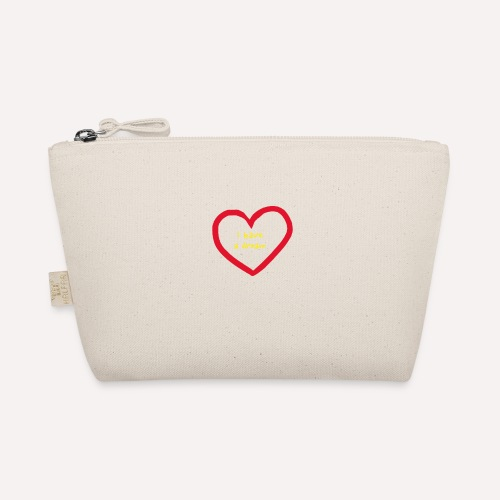 I have A Dream, Print On Demand, Love Heart Symbol - The Wee Pouch