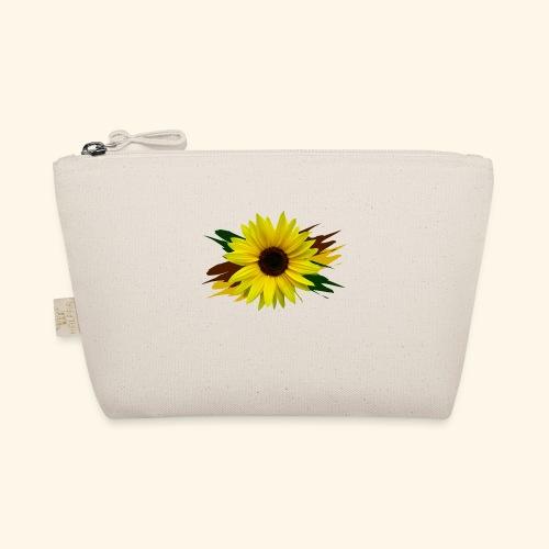 Sonnenblume, Sonnenblumen, Blume, floral, blumig - Täschchen