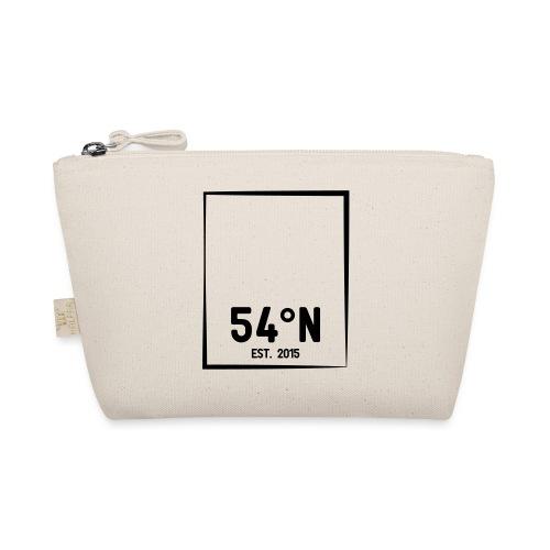 54°Nord square t-shirt - Små stofpunge