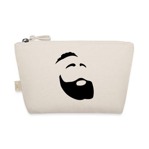 Il Barba, the Beard black - Borsetta
